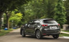 mazda suv range 2017 mazda cx 5 in depth model review car and driver