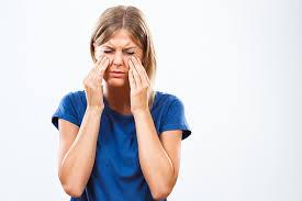 Light Headed Dizzy Nausea Sinusitis Vertigo And Dizziness A Complication Of Sinus Infection