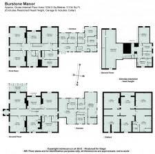 the burrow floor plan 10 bedroom detached house for sale in mid devon crediton devon