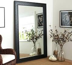 light up floor mirror elegant free standing mirror with lights for large free standing