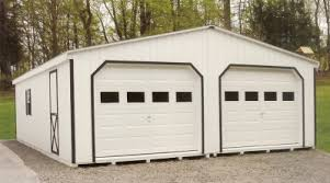 double car garage great prices on a prefab two car garage order online 24 7