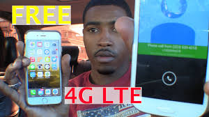 how to get free on android phone without wifi how to get free 4g lte on your iphone or android