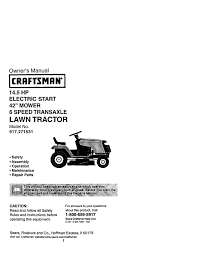 sears riding mower owner s manual best riding 2017