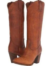 vintage cowboy boot l spring savings on frye ilana pull on cognac washed oiled vintage