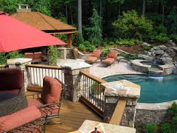 porch decking on small backyard hovgallery beautiful patio deck