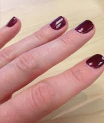 gel manicures versus cnd shellac manicures shape magazine
