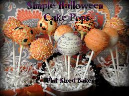 cake pop halloween rolling cake pop tips pint sized baker