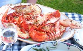 comment cuisiner un homard homard grillé à la façon d olivier roellinger la cocinera loca