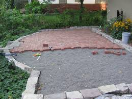 small brick patio design idea feeedbc golimeco brick patio designs