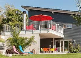 unterschied terrasse balkon entscheidung für dachterrasse dachgarten balkon oder loggia