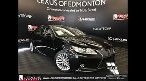 used lexus es 350 atlanta used black 2014 lexus es 350 technology package walkaround review