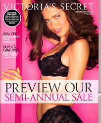 Catalog Covers by Catalog Covers 2006 Adriana Lima Fan