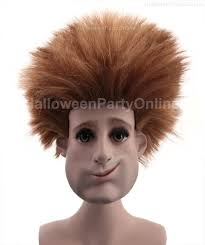 Halloween Costumes Halloween Party Johnny Wig Hotel Transylvania Costume