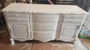 shabby chic buffet table carajeanevintage