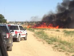 Wildfire Smoke In Denver by Wind Blows Controlled Burn Out Of Control In Weld County Fox31
