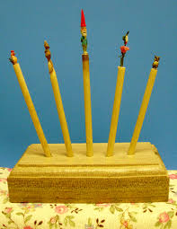 toothpick and matchstick carving