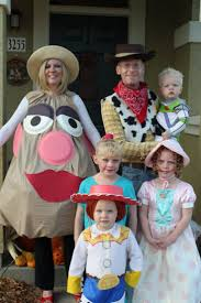 Diy Sew Potato Head Costume 62 Family Costume Ideas Halloween Images