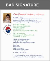 the modern john hancock your email signature