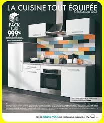 cuisine electromenager inclus cuisine en image