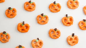 chocolate covered pretzel pumpkins i heart nap time