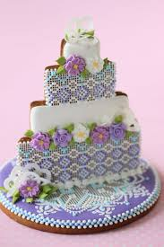 wedding cake cookies release how to assemble 3 d sandwiched wedding cake cookies