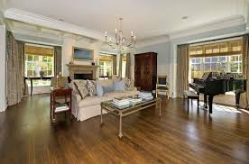 Hardwood Floor Living Room Living Room Hardwood Floors Fireplace Piano Hooked On Houses