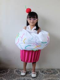 cupcake costume diy cutie cupcake costume a crafted lifestyle