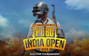 pubg tournament pubg india open india s first playerunknown s battlegrounds