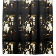 Vintage Style Shower Curtain Vintage Western Shower Curtains Zazzle