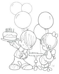 birthday coloring pages boy boy coloring pages free printable birthday girl coloring pages boy