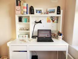 my white ikea micke desk is the perfect workspace to get creative