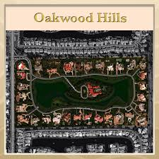 Chandler Arizona Map by Oakwood Hills Chandler Az Community Map Chandler New Homes Review