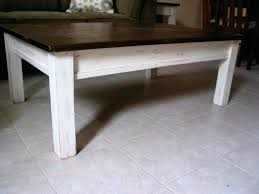 White Coffee Table Rustic White Coffee Table Large Distressed And End Tables