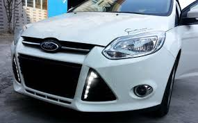 how to install ford focus led daytime running lights 6 steps