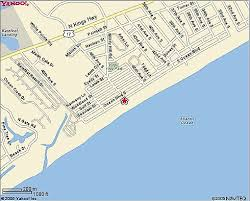 barefoot landing map myrtle tricia lyn hotels and condos map