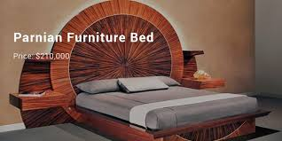 Luxurious Bed Frames 10 Most Expensive Priced Beds And Mattresses List Expensive