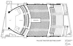 theater floor plan seating chart the palace theater hilo hawaii