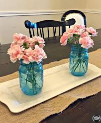 these make the perfect centerpiece for a gender reveal pink or