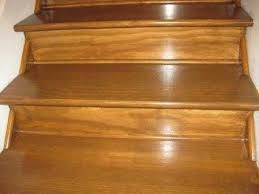Hardwood Flooring On Stairs Replacing Carpeted Stairs With Wood The Home Depot Community