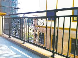 Metal Handrail Lowes New Aluminium Handrail Lowes Wrought Iron Railings For Balcony