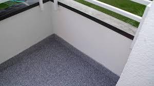 steinteppich balkon steinteppich für den balkon indufloors gmbh