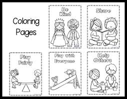 pictures of table manners coloring pages creative coloring page