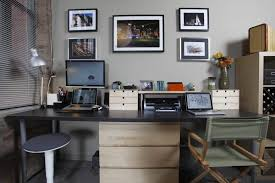 feminine corporate office blue wall p dark brown paint color