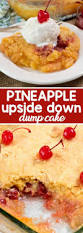 pineapple upside down dump cake crazy for crust