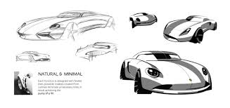 porsche concept sketch porsche 901 future design concept 1 evo