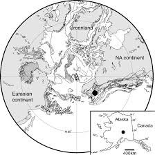 Denali National Park Map Herd Structure In Late Cretaceous Polar Dinosaurs A Remarkable