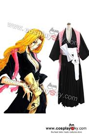 Bleach Halloween Costumes Bleach Matsumoto Rangiku Cosplay Costume Cosplaysky