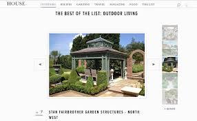 house u0026 garden magazine the best of the list stan fairbrother