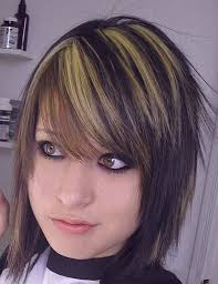 short emo hairstyles for girls long curly hairstyle for tweens