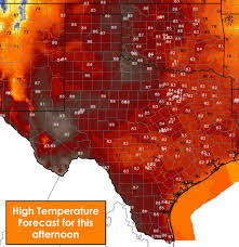 Texas Wildfire Danger Map by Windy With Critical To Extreme Fire Danger U2022 Texas Storm Chasers